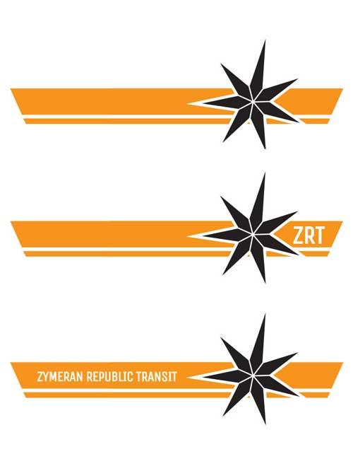 ZRT Logos